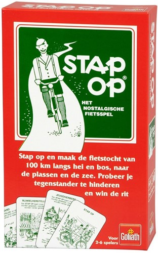 Goliath Stap op