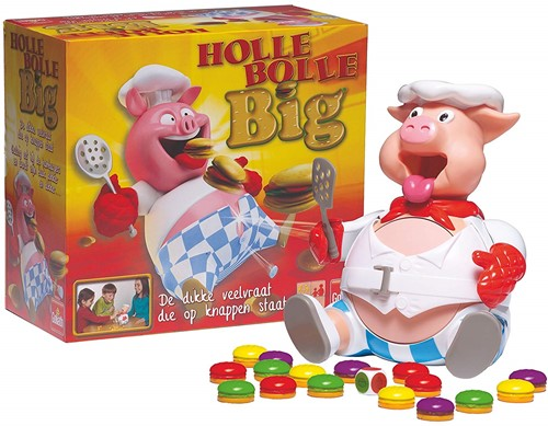 Goliath spel Holle Bolle Big (NL)