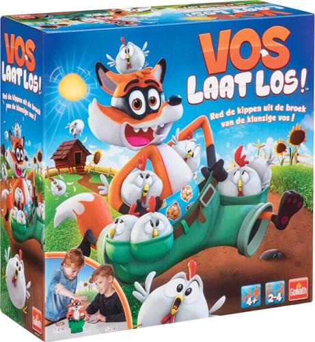 Goliath spel Vos Laat Los (NL)