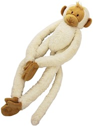 Happy Horse knuffel White Hanging Monkey no. 3 - 85 cm