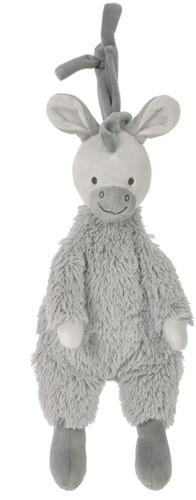 Happy Horse knuffel Donkey Dazzle Musical - 27 cm