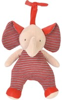 Happy Horse knuffel Elephant Emma Musical - 22 cm