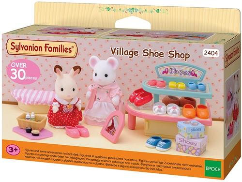 Sylvanian Families  gebouw Village Shoe Shop 2404-3