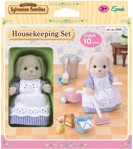 Sylvanian Families Housekeeping Set 2668-2