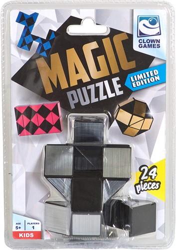 Clown Magic Puzzle 3d 24 Dlg.