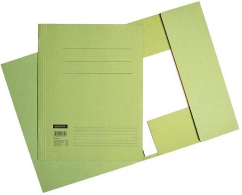 Dossiermap Quantore Fo 320Gr Groen