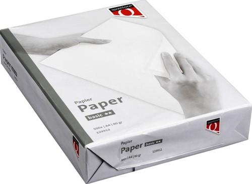 Kopieerpapier Quantore Basic A4 80Gr Wit
