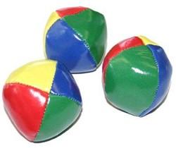 Longfield Games kleinspeelgoed Jongleerballen 5cm