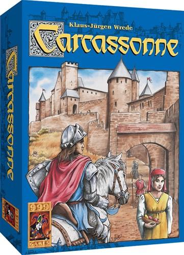 999 Games spel Carcassonne
