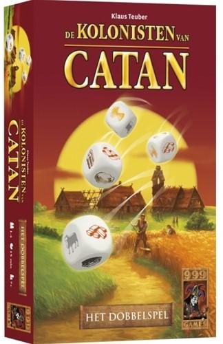 999 Games Catan: Het Dobbelspel - Dobbelspel - 7+