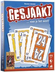 999 Games spel Gesjaakt