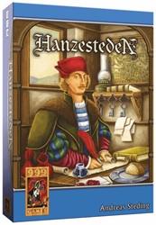 999 Games  bordspel Hanzesteden