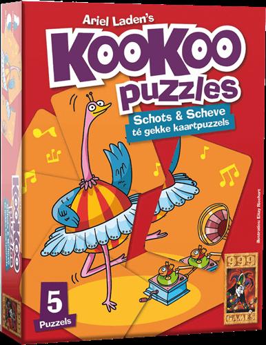 999 Games spel KooKoo Puzzle: Dansen