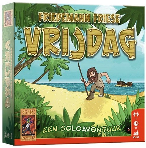 999 Games spel Vrijdag