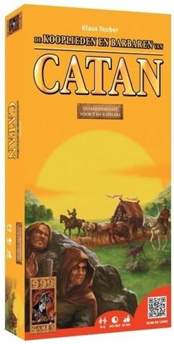 999 Games Catan: Kooplieden & Barbaren 5/6 spelers - Bordspel - 12+