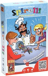 999 Games  kinderspel Spirelli