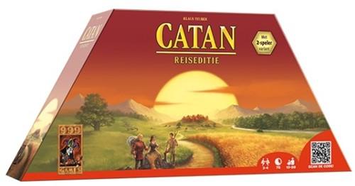 999 Games Catan: Reiseditie - Bordspel - 10+