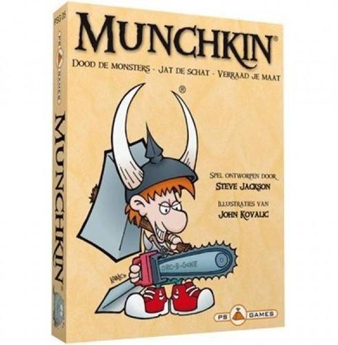 Asmodee Munchkin NL - NL