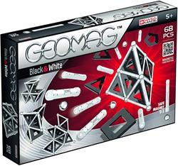 Geomag  constructie speelgoed Panels Black&White 68 p