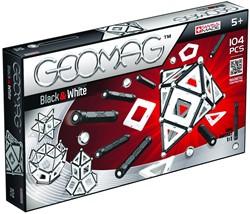 Geomag  constructie speelgoed Panels Black&White 104