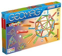 Geomag Confetti 127 delig
