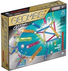 Geomag  constructie speelgoed Color Glitter 30 pcs
