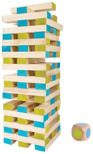 Buitenspeel  houten buitenspel Grote Toren-1