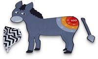 Buitenspeel  kinderspel Donkey-1