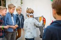 Buitenspeel  kinderspel Donkey-3