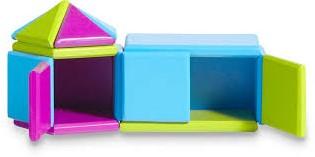 BS Toys - Magneten Blokken - Boerderij