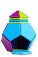 BS Toys - Magneten Blokken - ufo