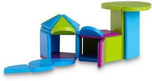 BS Toys - Magneten Blokken - Zomerhuis