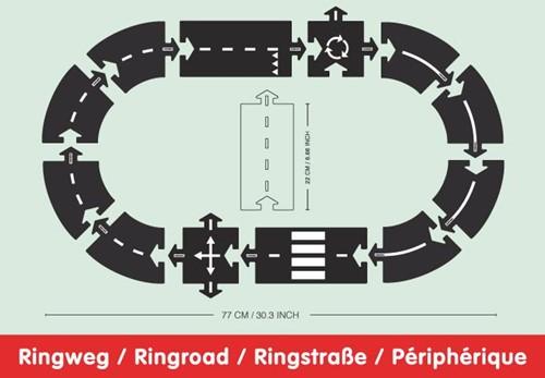 Waytoplay startset Ringweg 12-delig-2