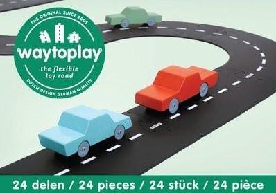 Waytoplay startset Snelweg 24-delig