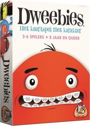 White Goblin Games  kaartspel Dweebies