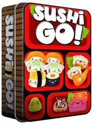 White Goblin Games  bordspel Sushi Go Party!