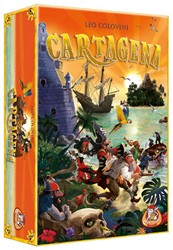 White Goblin Games spel Cartagena
