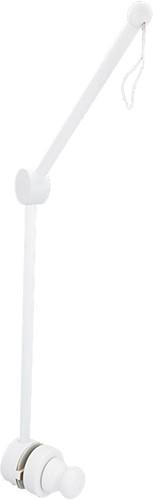 Mobielhouder wit zonder muziek. 3+
