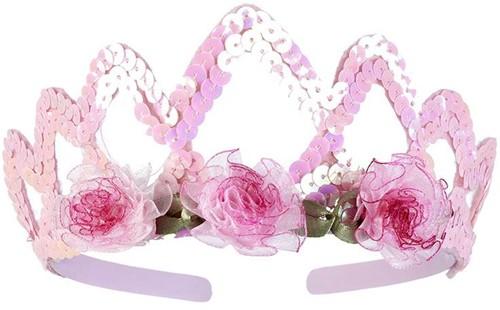 Souza - Sieraden - Crown Sady, l.pink