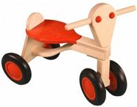 Van Dijk Toys Loopfiets berken, oranje