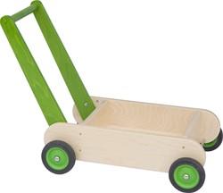Van dijk toys loopwagen lime groen