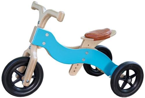 Van Dijk Toys Dijk Trike blauw