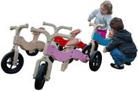 Van Dijk Toys Dijk Trike blauw-2