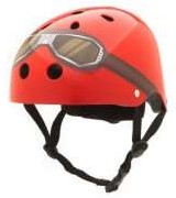 Red goggle