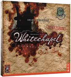 999 Games Brieven uit Whitechapel: Dear Boss