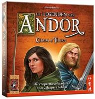 999 Games - bordspellen - De Legenden van Andor Chada en Thorn-1