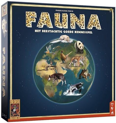 999 Games spel Fauna