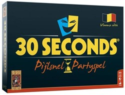 999 Games  bordspel 30 Seconds Vlaamse Editie