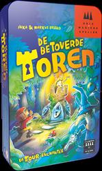 999 Games  bordspel De Betoverde Toren Tin