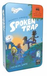 999 Games  reisspel Spokentrap Tin